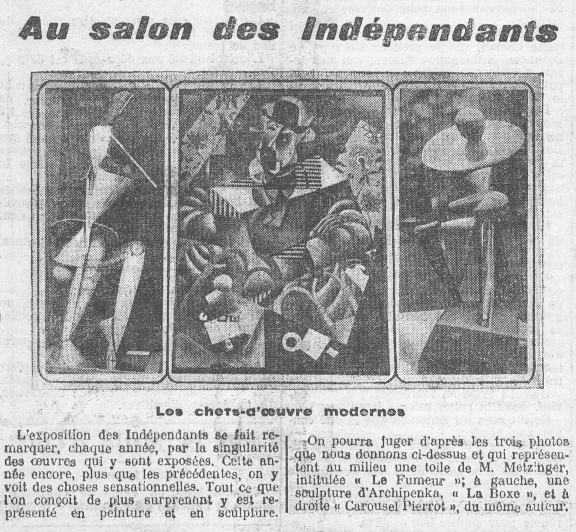 Salon Independants