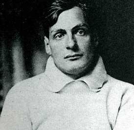 Arthur Cravan en Barcelona, 1916.