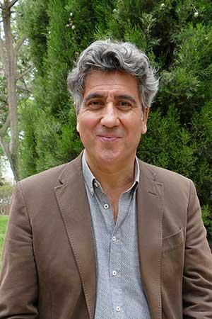 Juan Vicente Piqueras, 'a cara descubierta'.