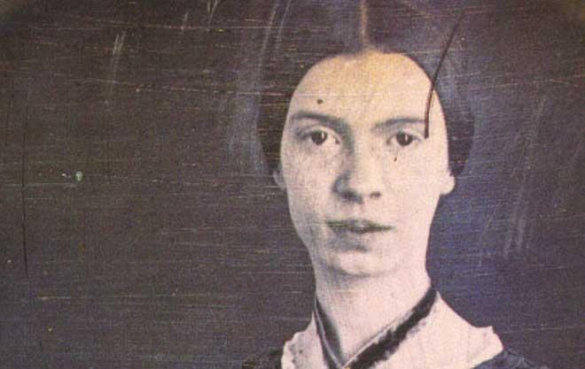 Emily Dickinson.