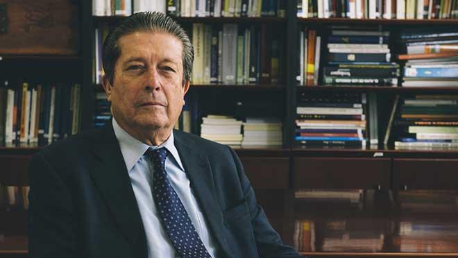 Federico Mayor Zaragoza. (sergioruiz.net)