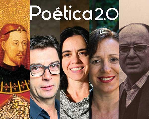 Portada de 'Poesía Valenciana'.