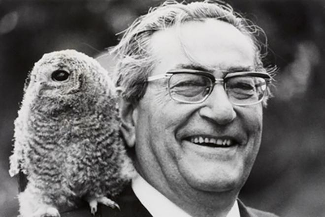 Luis Rosales en 1972.