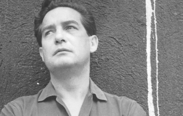 El poeta mexicano Octavio Paz.