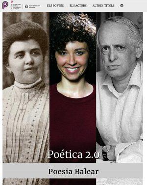 Poética 2.0 Poesía Balear Antònia Vicens Laia Malo