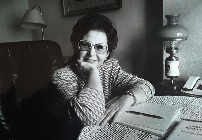 María Beneyto.