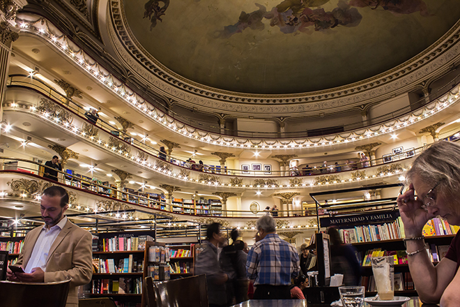 Ateneo Grand Splendid Buenos Aires
