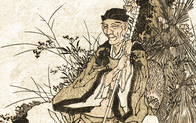 Matsuo Basho, poeta japonés