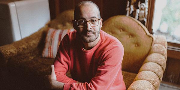 Anis Mojgani
